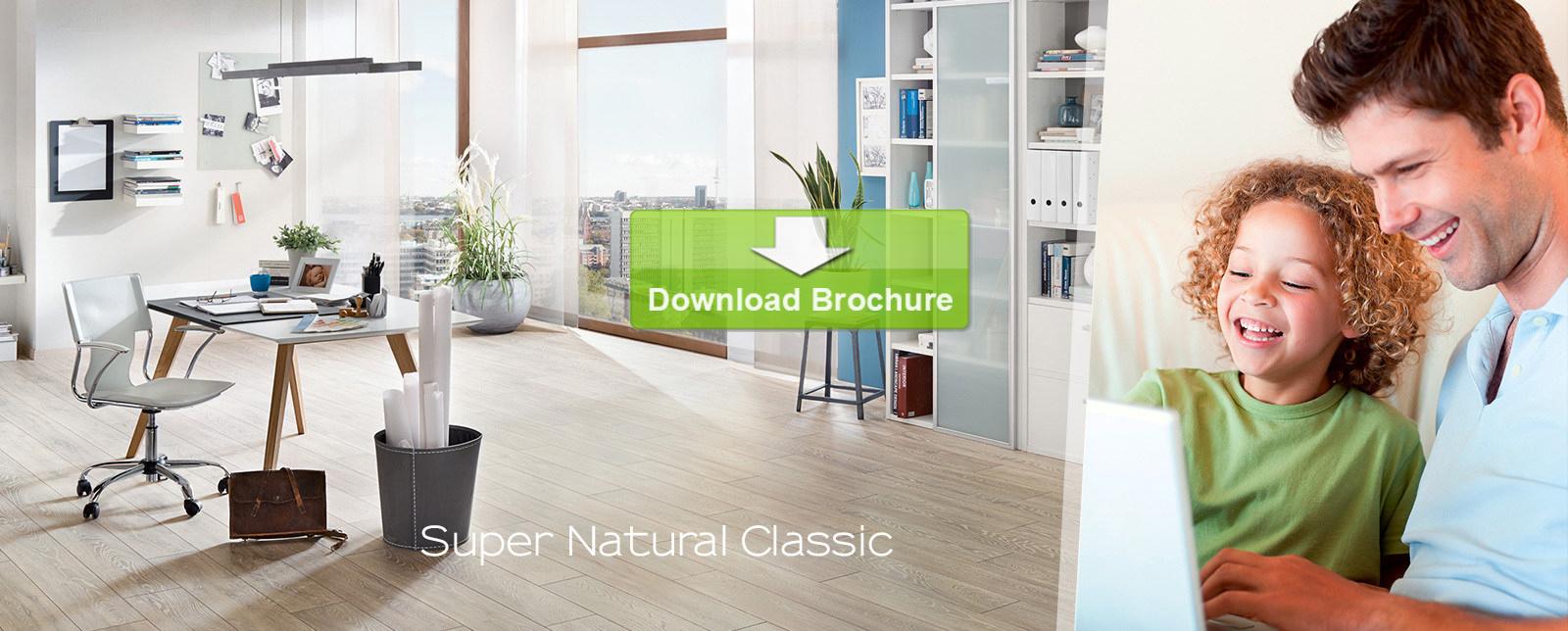 super nature classic floor