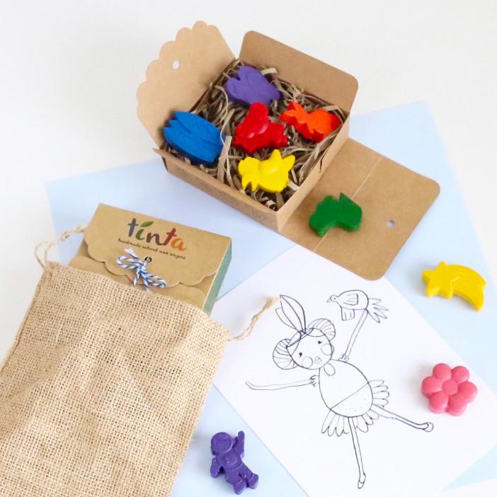 Tinta Crayons Image
