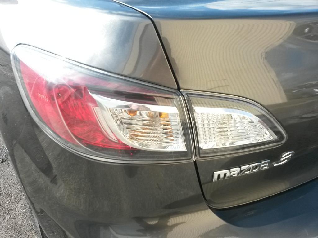 View Auto part Rear Garnish Mazda 3 2011