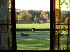 View from Abbotsford House across the Tweed