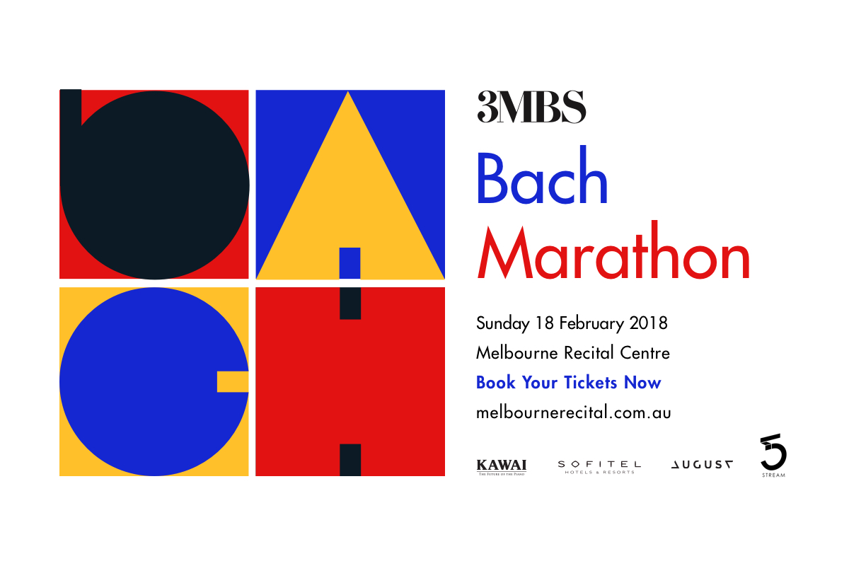 Bach Marathon Tickets Are Now On Sale!