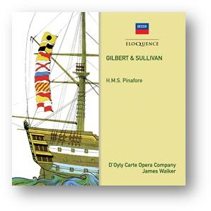 3MBS CD of the Week Gilbert & Sullivan HMS Pinafore