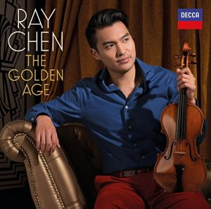 Subscribe to 3MBS Fine Music Melbourne to win CD of the Week, Ray Chen's The Golden Age