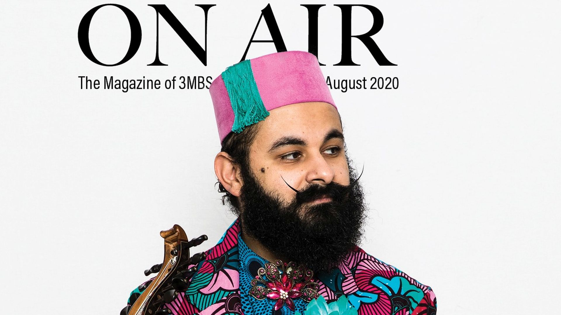 On Air Magazine | August Sneak Peek