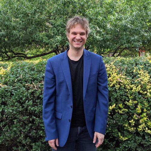 Reflections: Dr Mario Dobernig