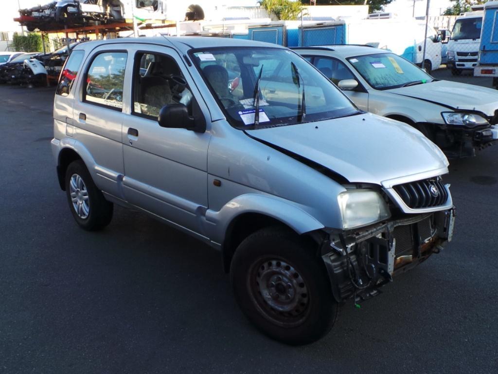 2002 Daihatsu Terios Starter