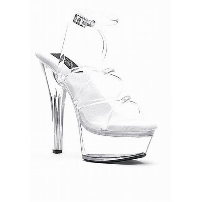 6″ Heel Strappy Sandal