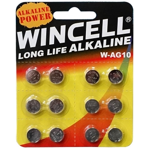 Wincell Ag10 Alkaline Battery