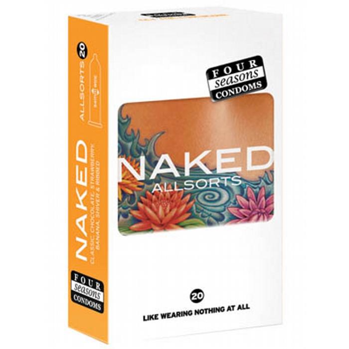 Naked Allsorts