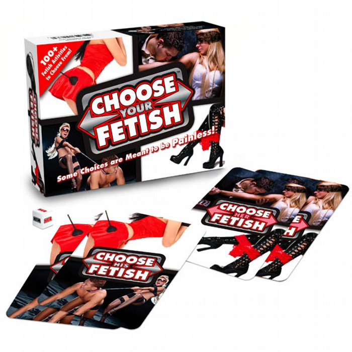 Choose Your Fetish
