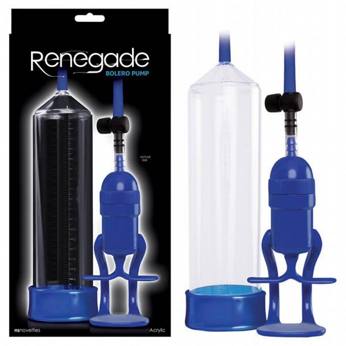 Renegade – Bolero Pump