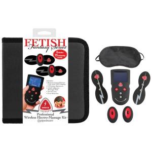 Fetish Fantasy Series Shock Therapy Wireless Electro-Massage Kit