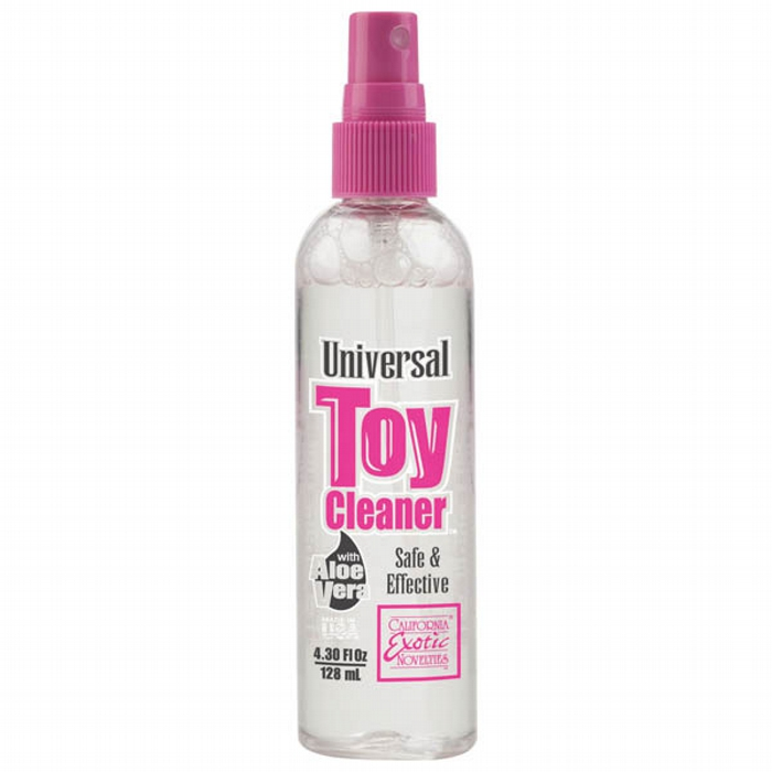 Universal Toy Cleaner With Aloe Vera