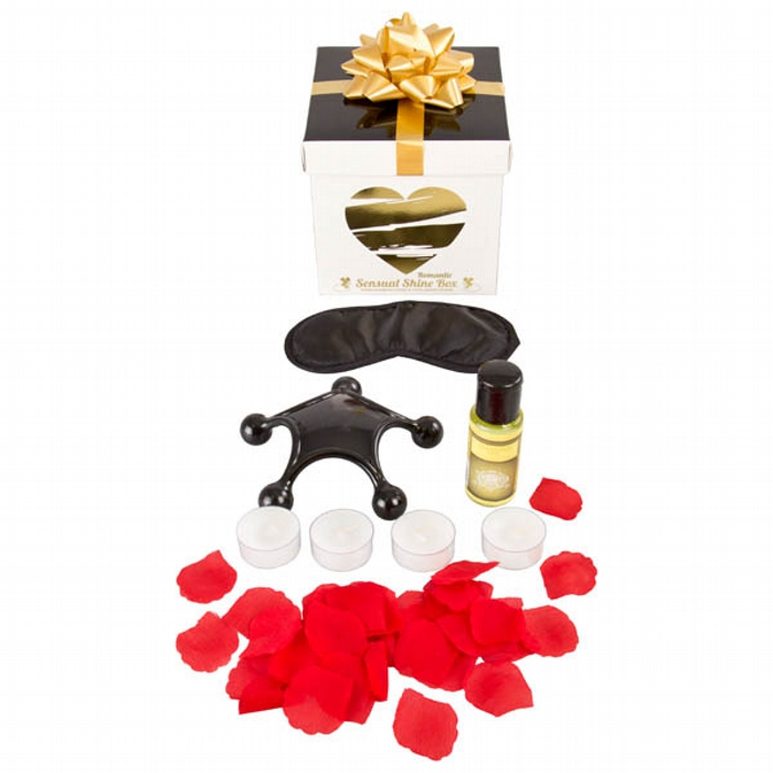 Sensual Shine Box - Romantic Couples Kit