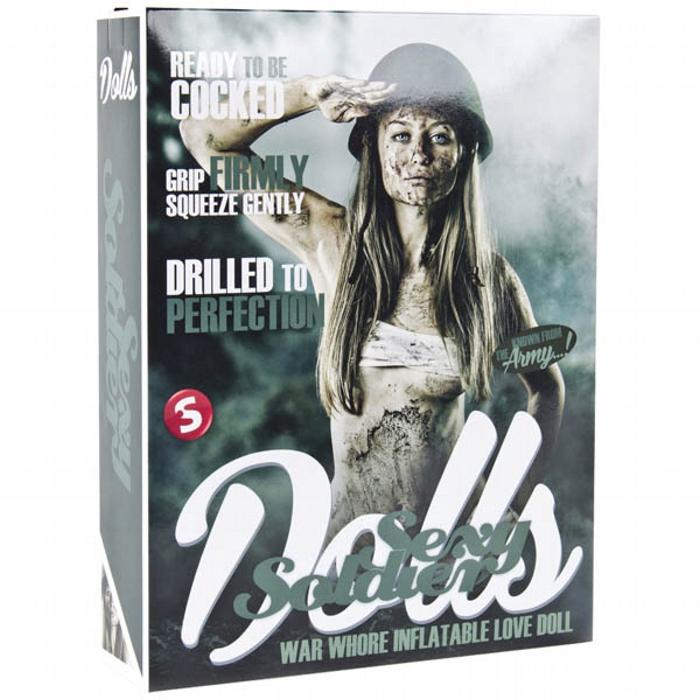 S-Line Dolls Sexy Soldier