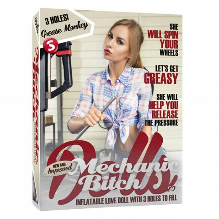 S-Line Dolls Mechanic Bitch