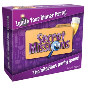 Secret Missions – Dinner Party