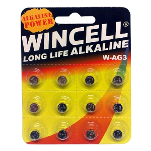 Wincell W392 Silver Oxide Cells