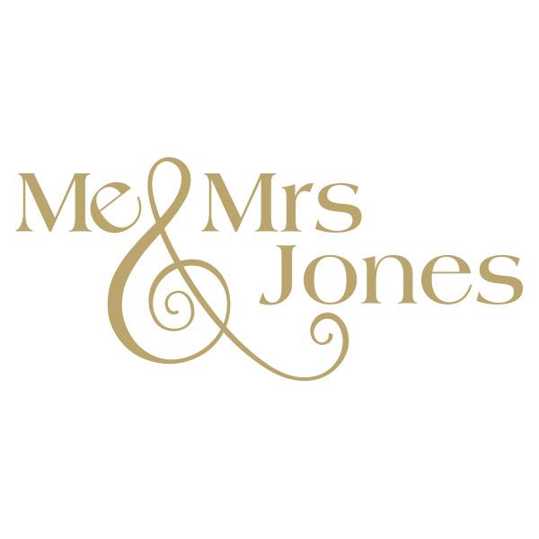 Me & Mrs Jones