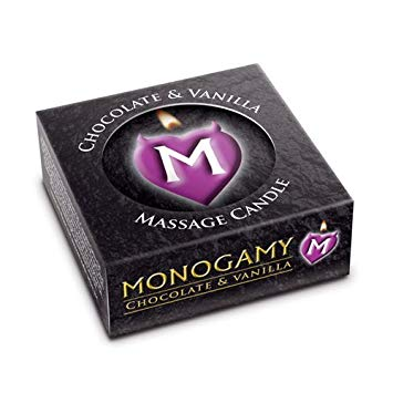 CREATIVE CONCEPTIONS MONOGAMY SMALL MASSAGE CANDLE – INTIMATE 25 G