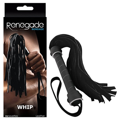 NS NOVELTIES RENEGADE BONDAGE – WHIP