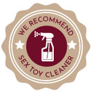 recommended sex toy cleaner