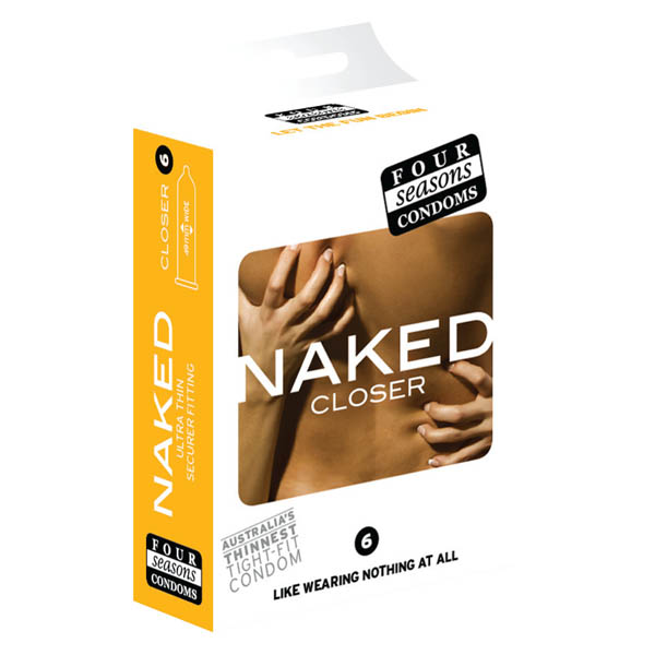 FOUR SEASONS NAKED CLOSER 6 PACK