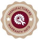 Manufacturers warranty information