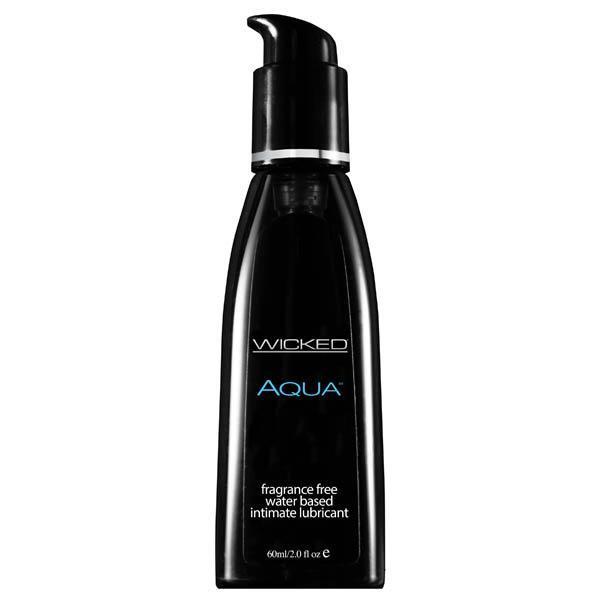 wicked aqua personal lubricant60ml