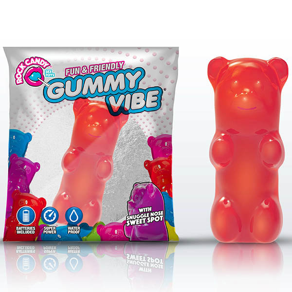 Rock Candy Gummy Bear Vibe