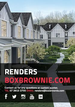Renders – Residential