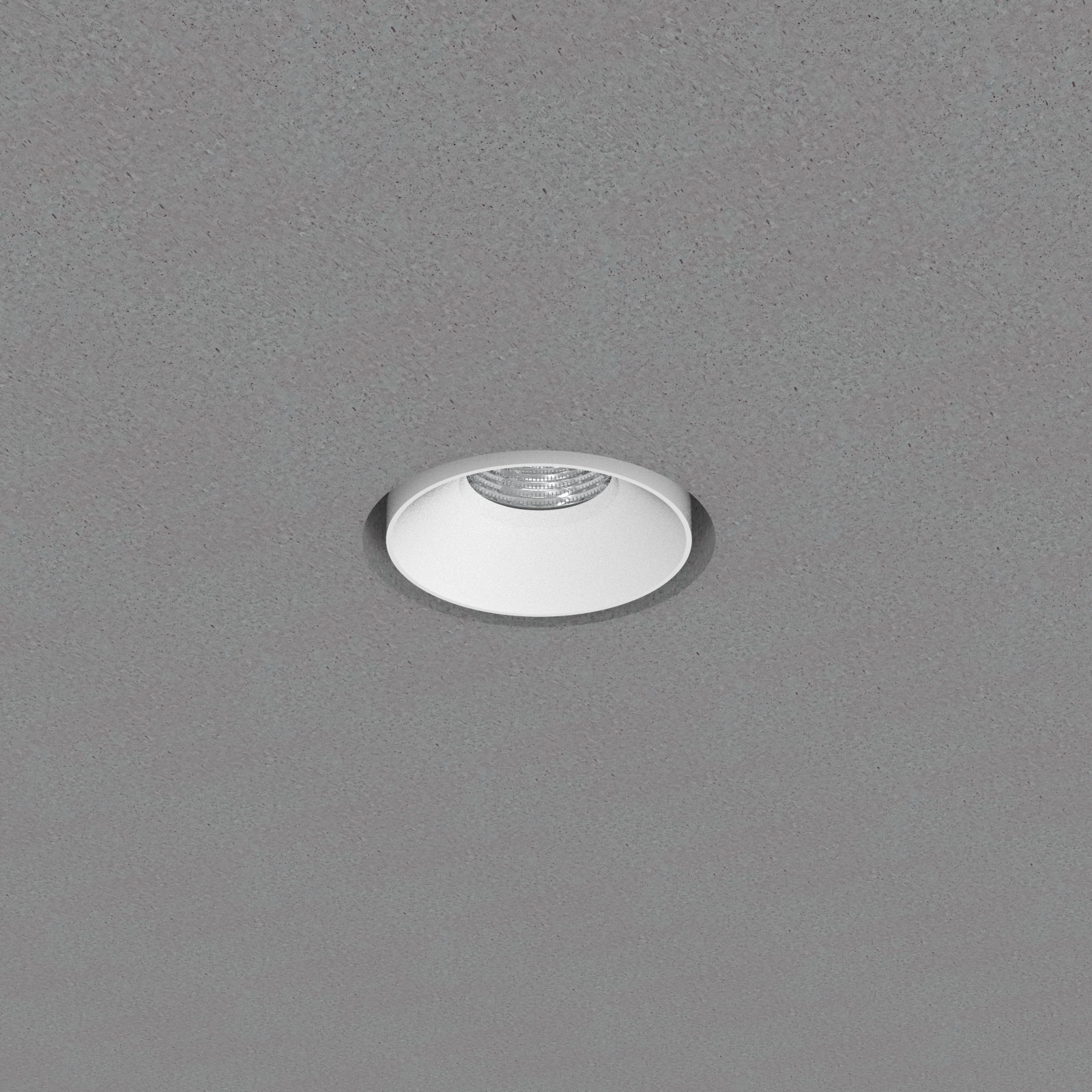 Mono 100 Trimless Concrete Recessed Downlighter Type 1