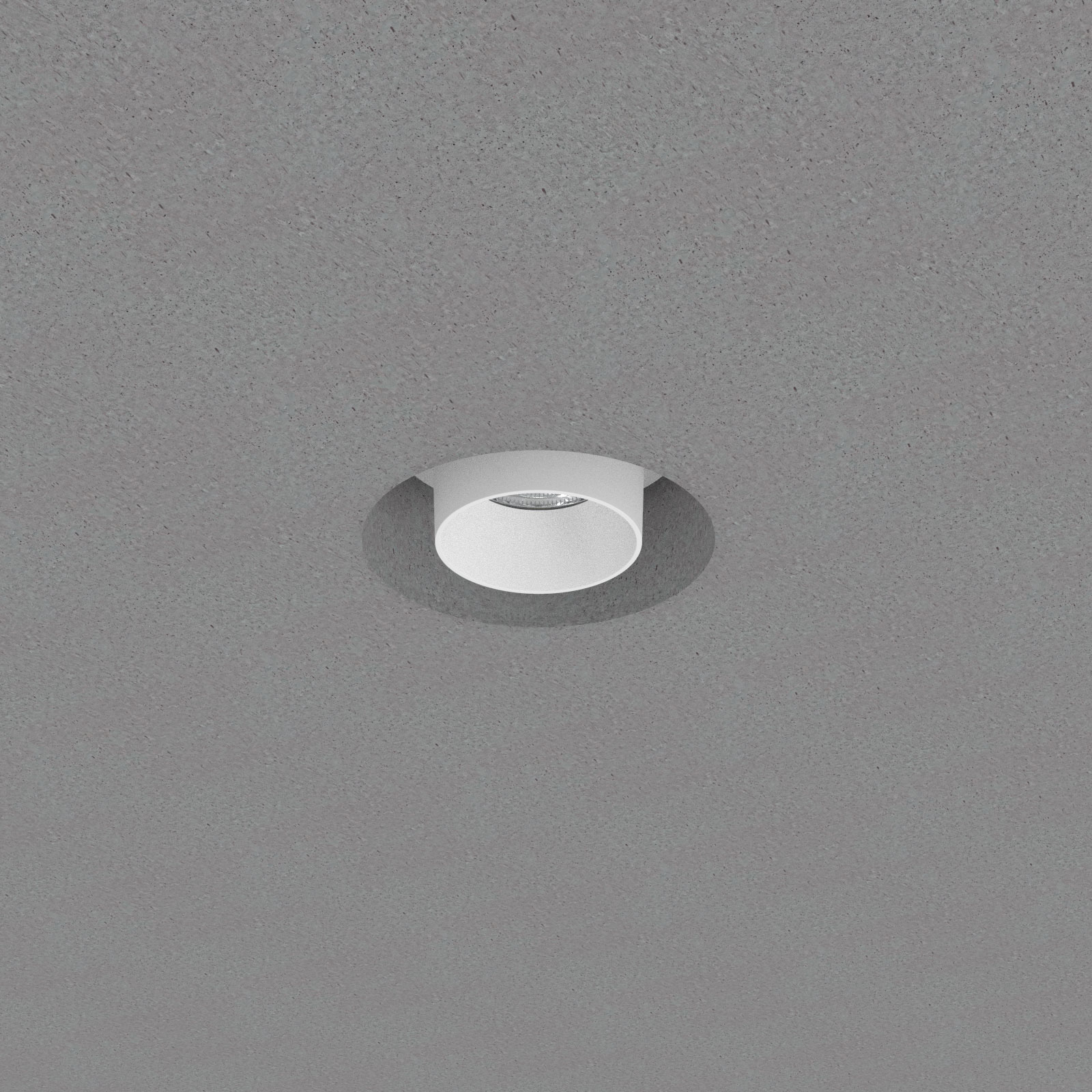 Mono 100 Trimless Concrete Recessed Downlighter Type 3