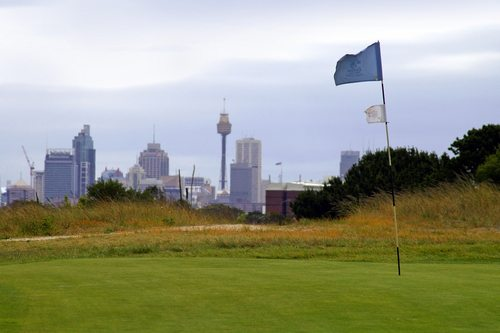 Meriton's Golfing Guide to Sydney