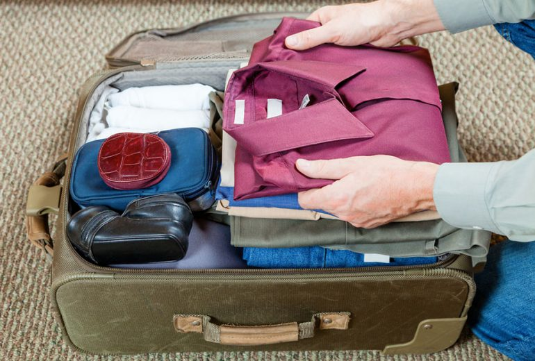 Pack Smarter for Business Trips with these Tips