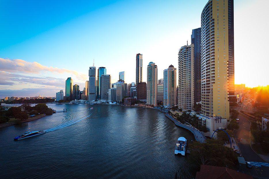 Brisbane Lights Up for G20 Summit