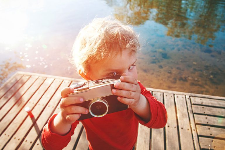 Kids School Holiday Photographic Workshop in Sydney This July