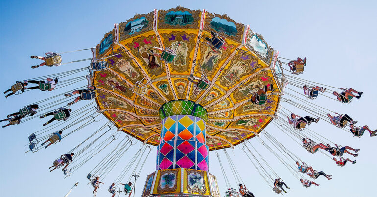 Our Guide to the Sydney Royal Easter Show