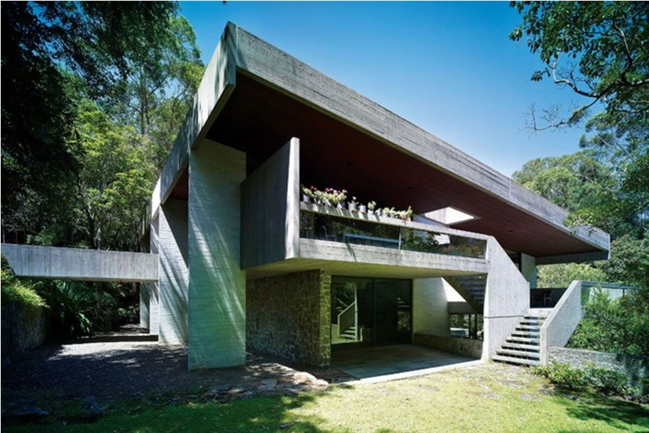 The Life and Legacy of Famed Architect Harry Seidler