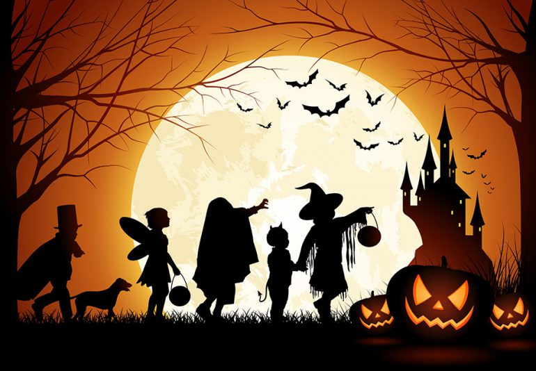 10 Awesome Halloween Events on the Gold Coast
