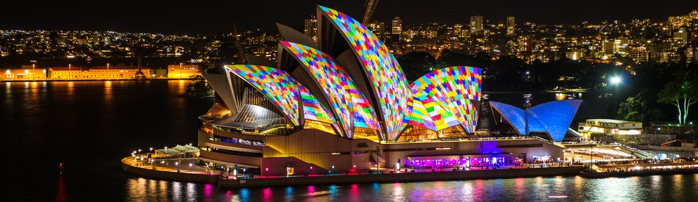 Vivid Sydney Accommodation 2016