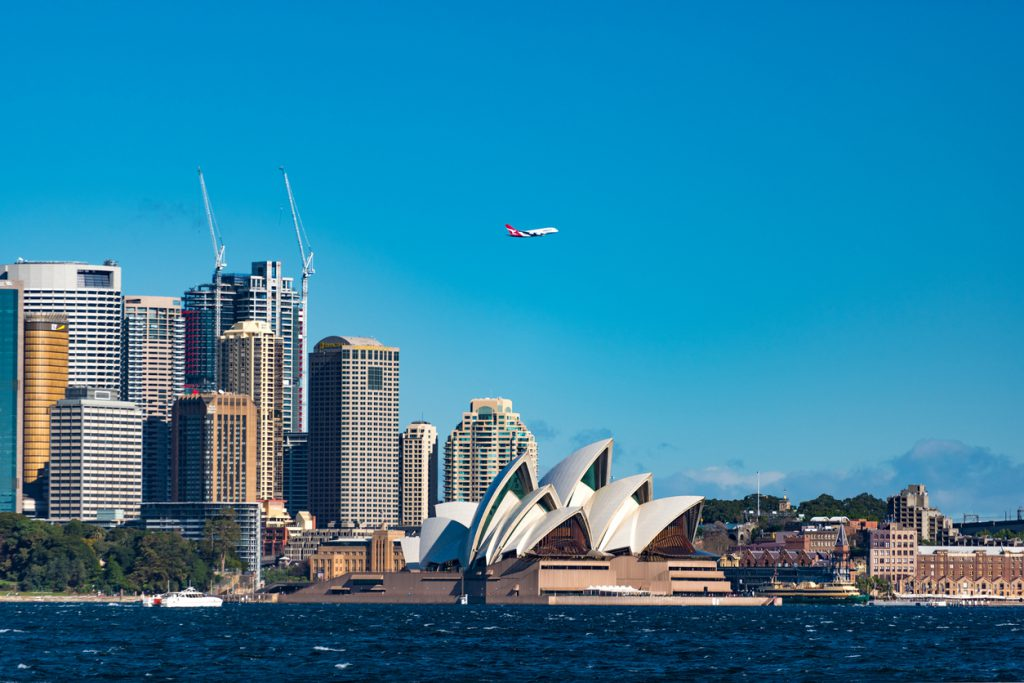 New Zealand, Take Advantage of Cheap Flights to Sydney