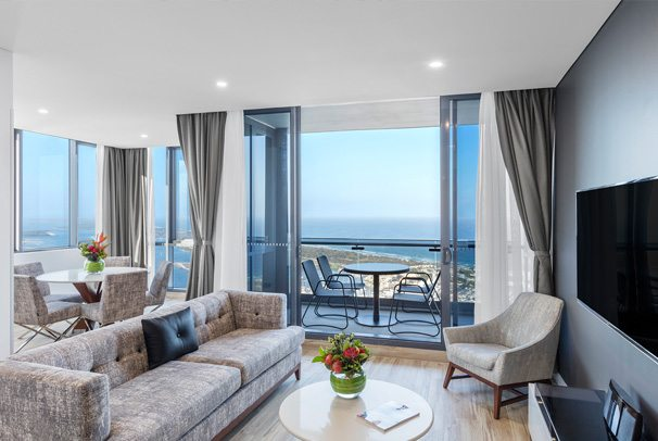 Gold Coast Hotels & Accommodation | Meriton Suites