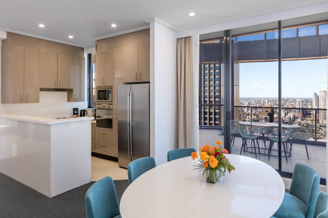 Meriton Suites Pitt Street, Sydney CBD Gallery | Meriton ...