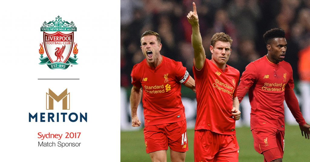 Liverpool FC Ticket Competition