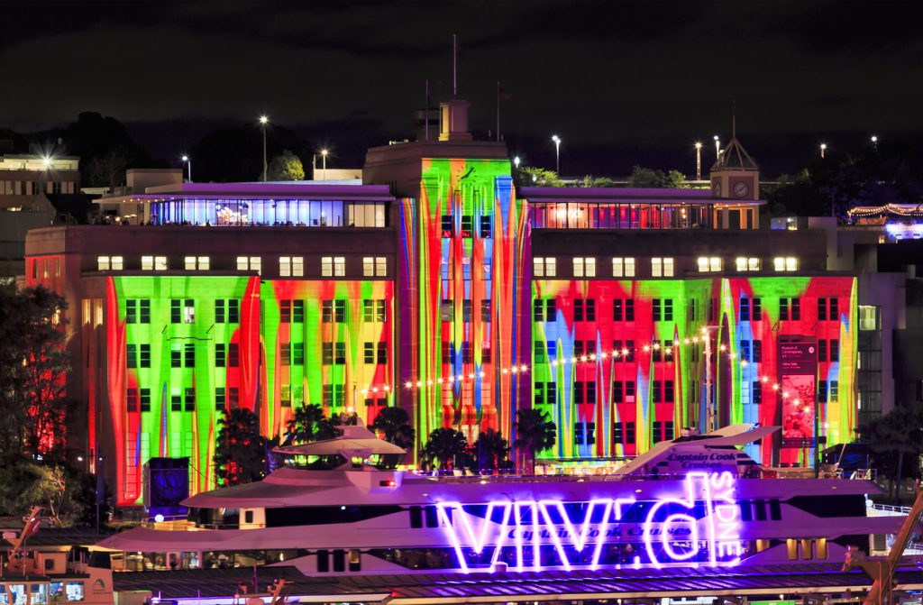 The Best Accommodation Spots for Vivid Sydney 2017