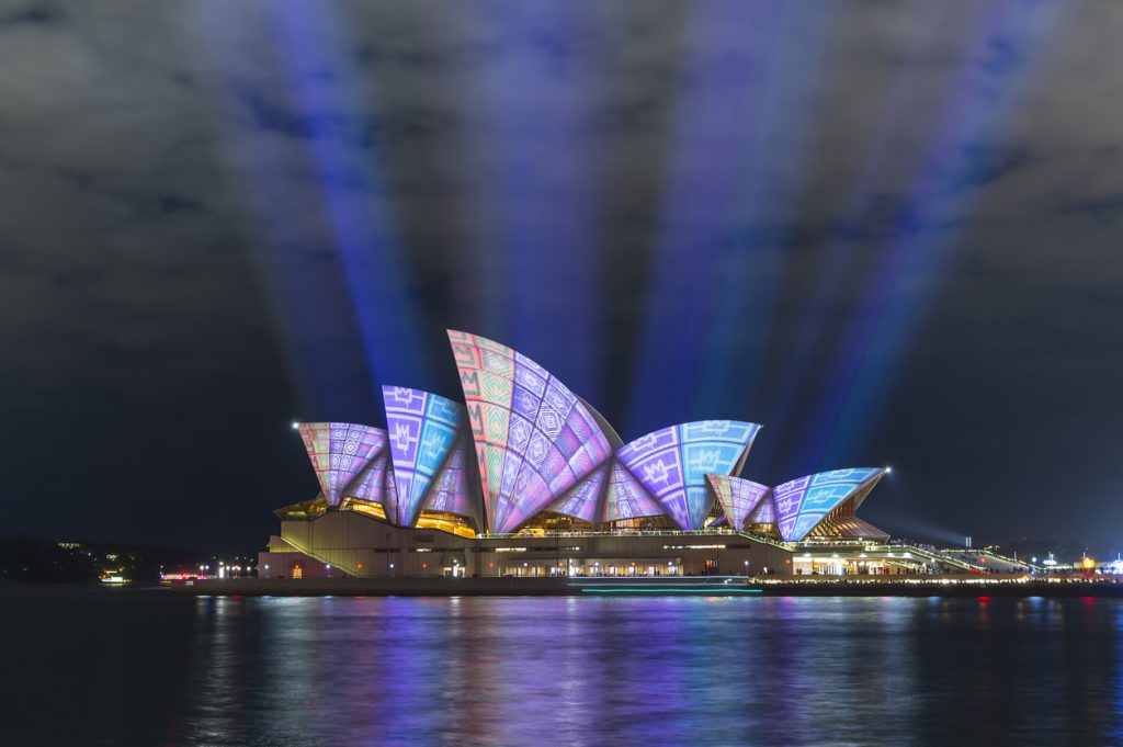 Catch These Bright Sparks at Vivid Sydney 2017