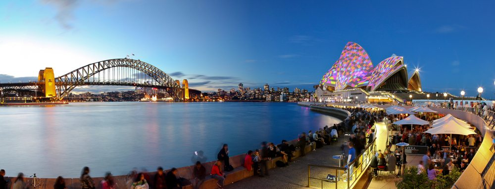 In Sydney During Vivid? Here's How to Make the Most of Every Second