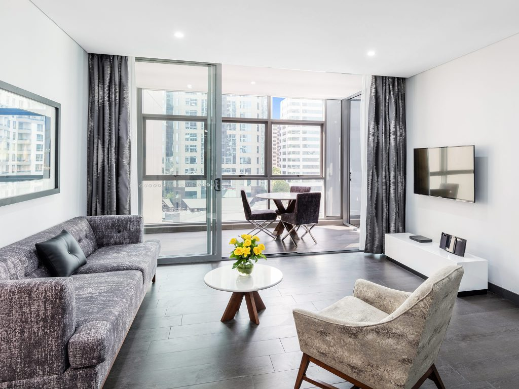 Meriton Opens First Hotel in Sydney's North