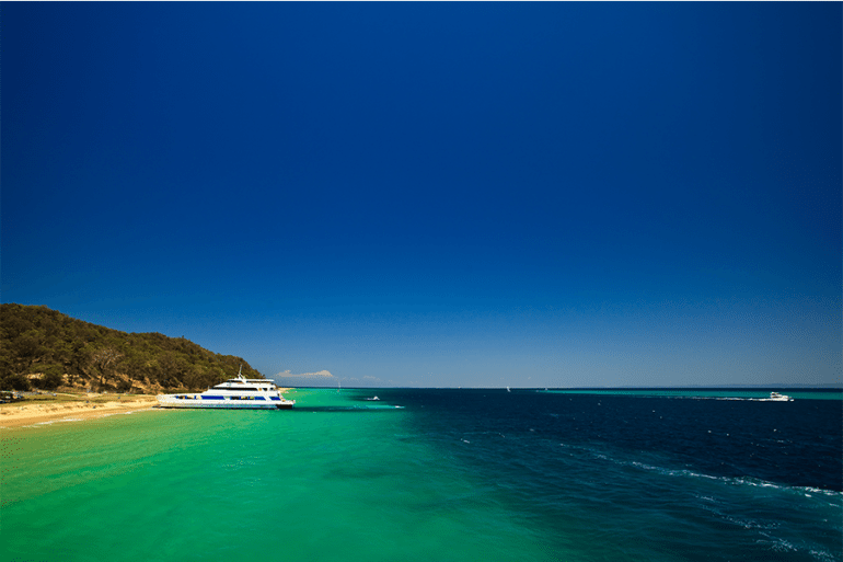 Moreton Island, an Idyllic Escape From Brisbane City